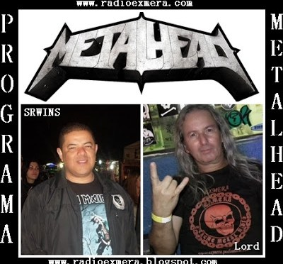 Podcast: Programa Metal Head #176