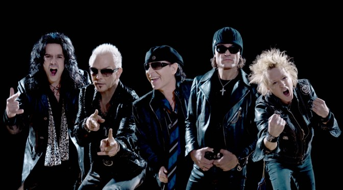 Playlist: Scorpions – Greatest Hits