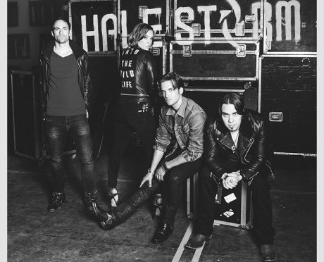 Resenha: Halestorm – Into the Wild Life