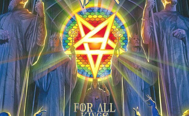Resenha: Anthrax – For All Kings