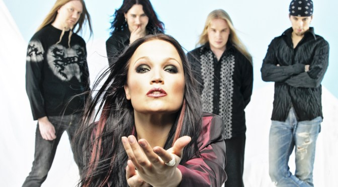 Playlist: Grandes sucessos do Nightwish com Tarja Turunen nos vocais.