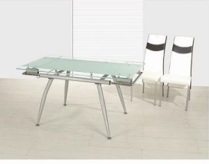 Rectangle Glass Dining Room Tables