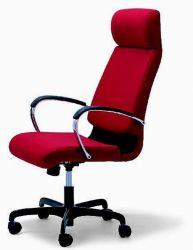 office chair red nursery rocker business desks swivel adjustable on