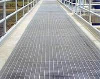 Light Duty Grating Workhorse for Most Flooring Applications