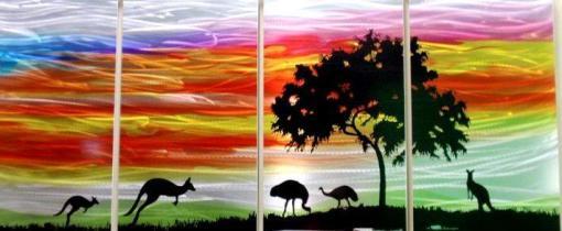 modern wall art Australia