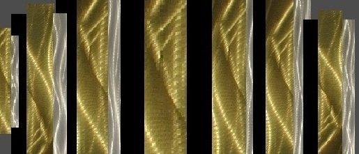 Gold Metal Art