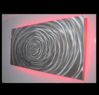 Vortex Single Panel LED light - Metalistik
