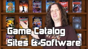 Game Cataloging Sites & Software