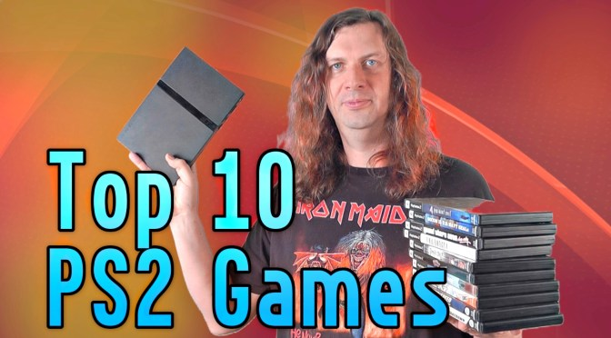 Top 10 PS2 Games