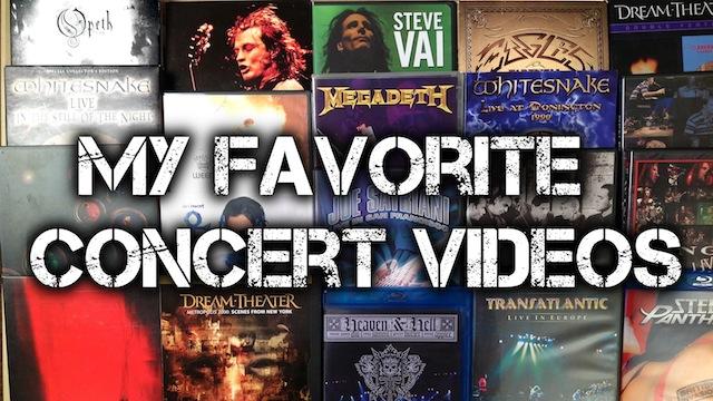 Top 5 Live Concert Videos