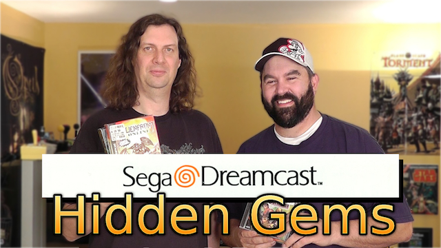 More Dreamcast Games – Hidden Gems