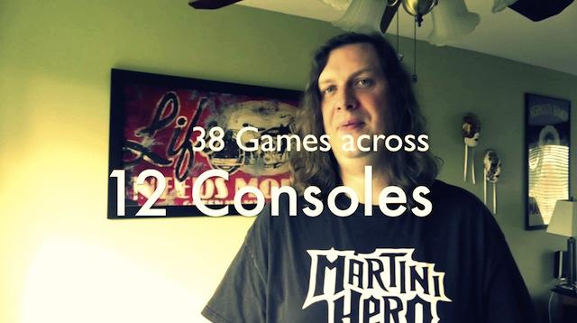 Recent Game Pickups – 38 Games