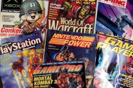 Retro Gaming Magazines Highlights