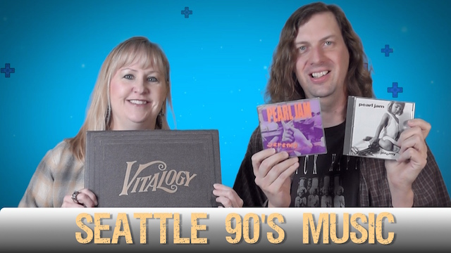 Seattle 90s Music Scene – A Look Back at Grunge