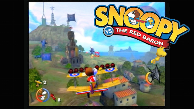 Snoopy vs the Red Baron – Review