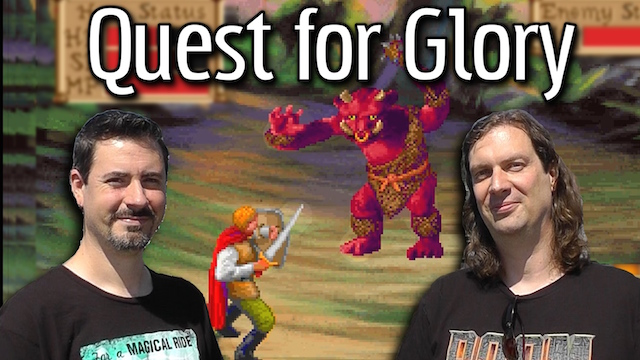 Quest for Glory Series