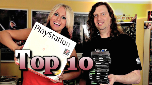 Top 10 PS1 Games Video