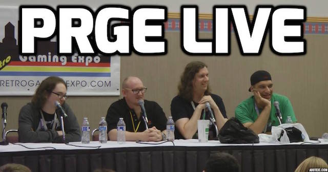All Gen Gamers Panel – Portland Retro Gaming Expo