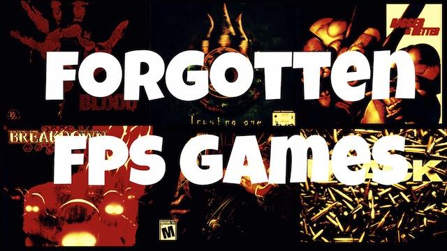 Forgotten FPS Games – Part 2