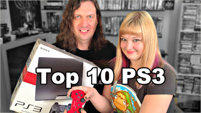 Top 10 PS3 Games – All Time