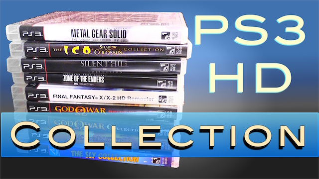 PS3 HD Remakes & Collections