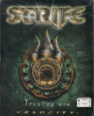 Strife Box Cover