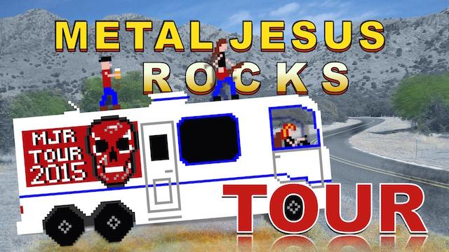 Metal Jesus TOUR Announcement