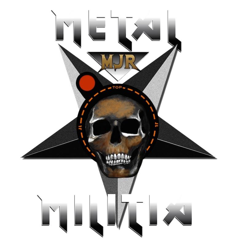 MJR Metal Militia LOGO SM