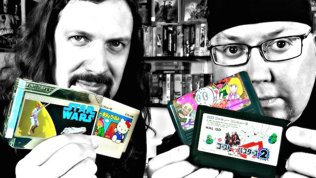 10 Great Nintendo FAMICOM Games – Import these now!