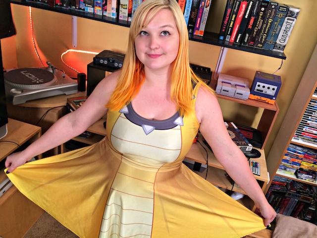 Kinsey's Dress