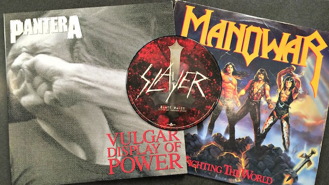 Heavy Metal Vinyl Records