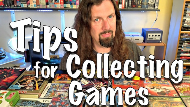 Top 10 TIPS for GAME COLLECTING