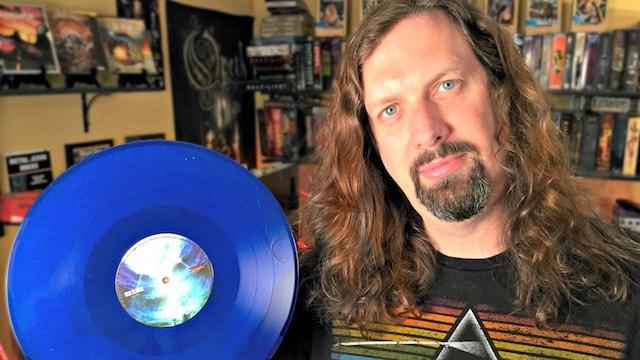 Vinyl Record Pickups – 16 Albums: Rock, Metal & More!