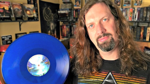 Vinyl Record Pickups - 16 Albums: Rock, Metal & More!