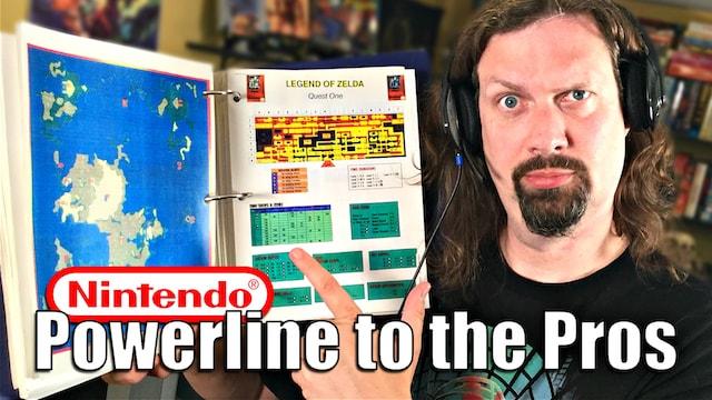 Nintendo Game Counselor Guide & 1989 Employee Manual