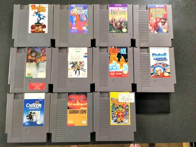 Nintendo NES Games - HIDDEN GEMS 3