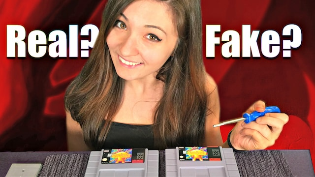 How to Spot FAKE Nintendo Games - Buyer BEWARE!!