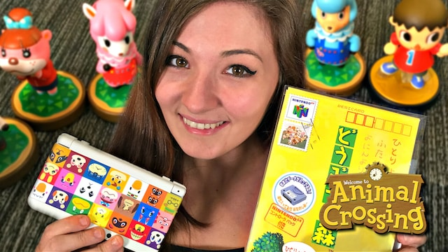 Ultimate ANIMAL CROSSING Collection - Kelsey may have a PROBLEM :)