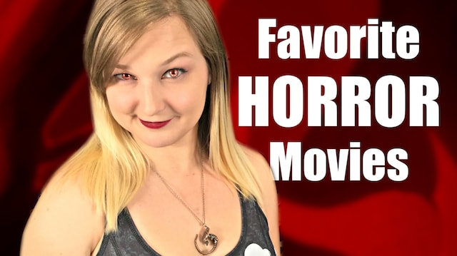 Favorite HORROR MOVIES – All Time!