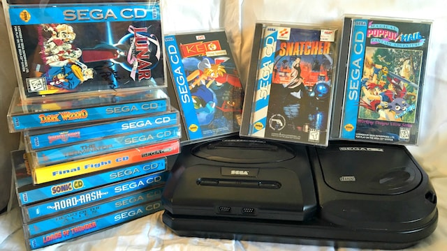 Sega CD BUYING GUIDE & Review – The Games Rock!