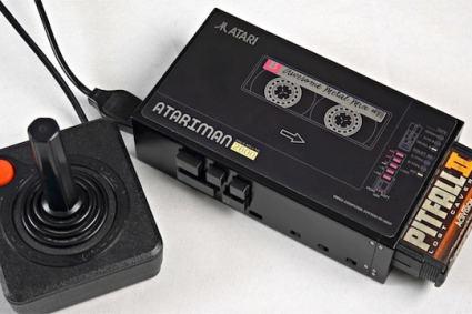Atari Walkman Prototype – Ultimate 1980s Mashup!
