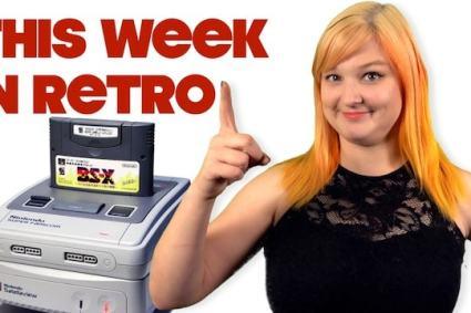 This Week in Retro - New Sega Genesis, Kirby Found & Mass Effect Vinyl
