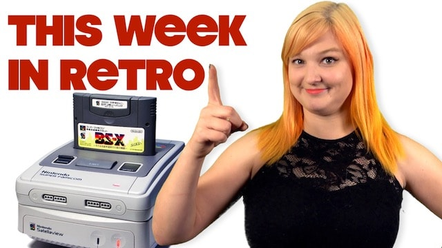 This Week in Retro – New Sega Genesis, Kirby Found & Mass Effect Vinyl
