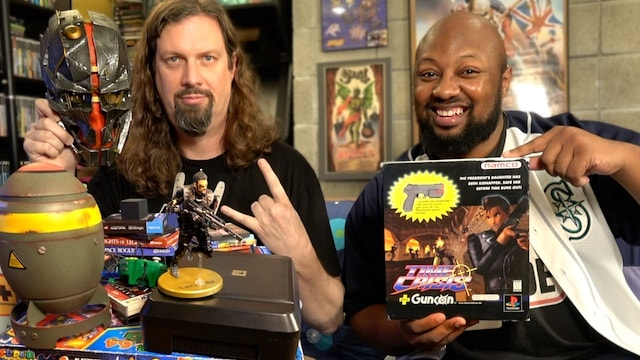 New Game Pickups – Over 35 Games from Metal Jesus & Reggie!