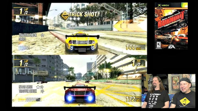 Let's Play BURNOUT Racing Series: Burnout 2, 3 & Revenge