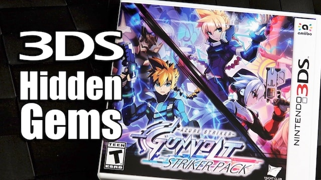Nintendo 3DS Games – 8 Hidden Gems You Need to Play!
