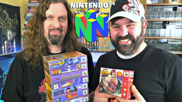 Stupidly EXPENSIVE & Rare N64 Games - COMPLETE in BOX!
