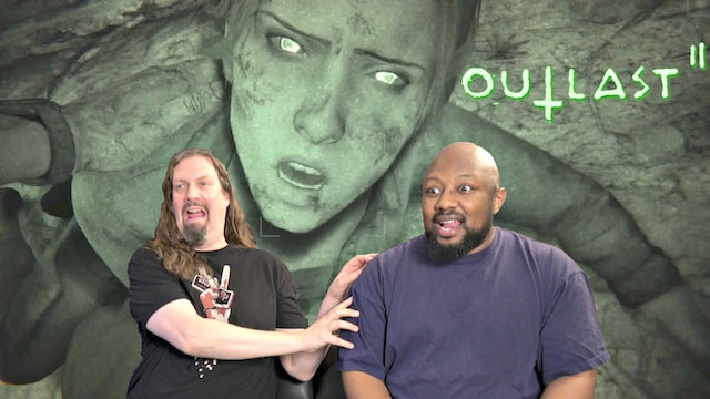Stabbed in the FACE! – 30 min of OUTLAST 2 (PS4)