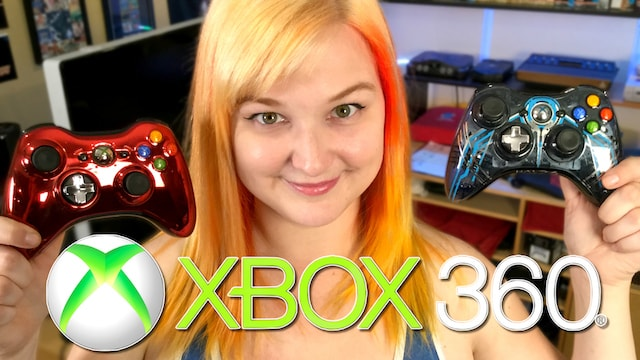 33 Xbox 360 Controller Variants?!? Who Collects these!? (Hint: KINSEY)