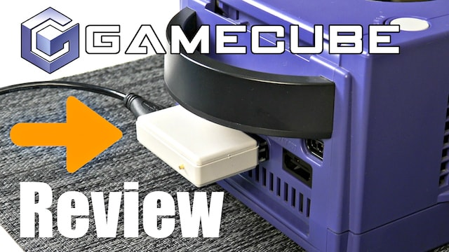 Gamecube HDMI video adapter – 100% Plug & Play – No mod needed!